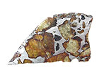 Imilac, Stony Iron Pallasite, Chile  3.14g; P2,500.00