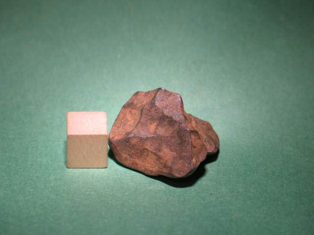 Taza, Iron, Sahara Desert  22.1g; P6,000.00