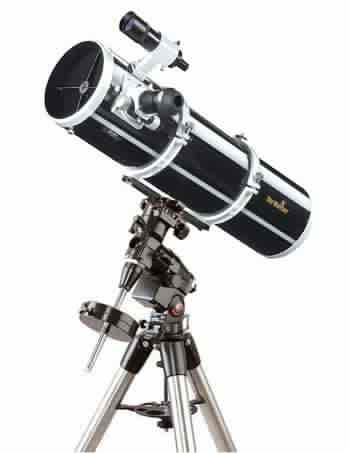 Skywatcher 200mm f5 Newtonian Reflector on EQ5 Dual Axis Equatorial Mount
